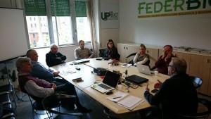 2016 – Incontro tra Associazione Biodinamica, Demeter Italia e Federbio
