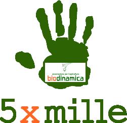 Sostieni con il 5 per mille le battaglie dell'Associazione Biodinamica!