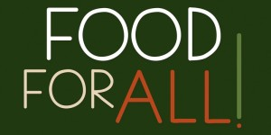 Carlo Triarico a Food for ALL – Milano 4 maggio 2017